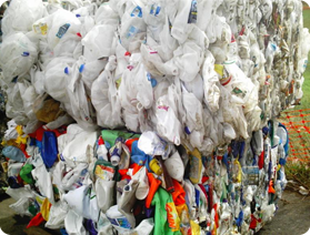 Plastics Recycling | Commercial/Industrial Recycling | Shrink